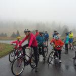 Start sprintu na Březník